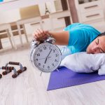 Exercise Improves Sleep