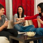 Young Adults Pay the Most Attention in Social Interactions