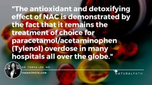 Fertility Benefits of N-Acetyl Cysteine (NAC) - NaturalPath