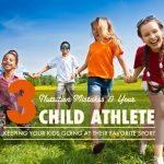 Three Nutrition Mistakes and Your Child Athlete
