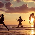 3 powerful ways to reduce stress, as approved by children