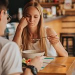 Depression in Adults Associated with Nutrition