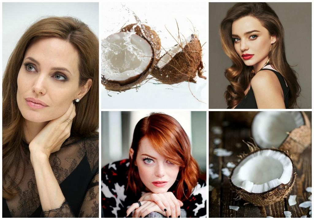 Coconut Oil Collage 01