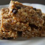 Gluten Free Peanut Butter Crunch Cookie Bars