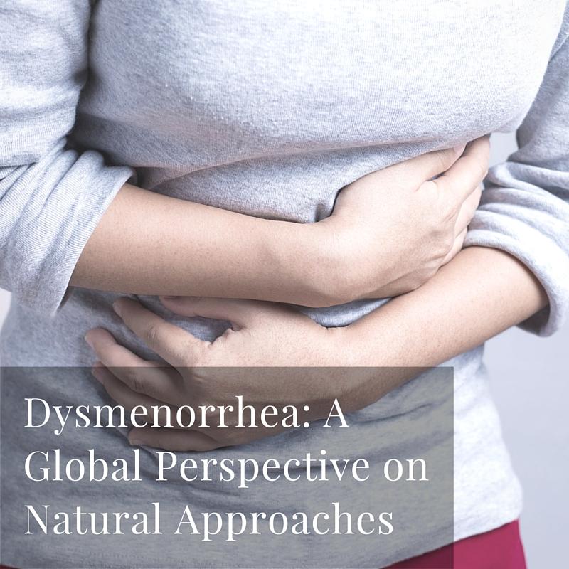 Dysmenorrhea Treatment Natural