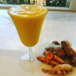 Golden Mango Turmeric Smoothie