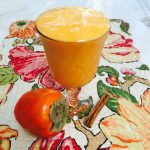 Candy of the Gods Persimmon Smoothie