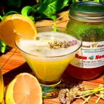 Pear of Hearts Mocktail