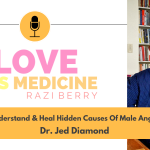 Love Is Medicine Podcast 087: Helping Your Man Be The Man He Wants To Be w/ Dr. Jed Diamond