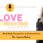037: Mind-Body Perspective on Endometriosis w/ Dr. Laura Belus