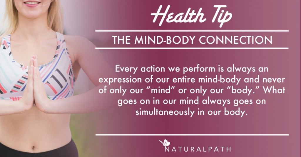 MIND BODY TIP
