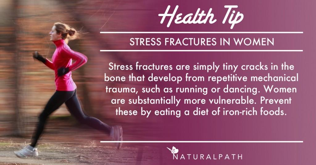 NP TIP stress fractures