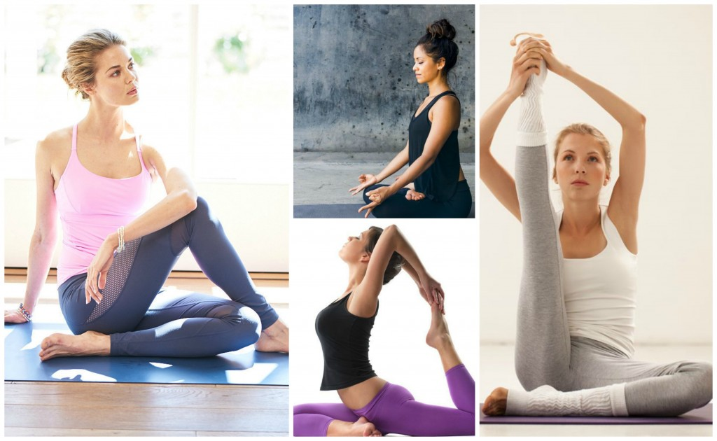 Yoga at Home Collage-1