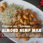 Homemade Almond Hemp Milk – Delicious Dairy Alternative