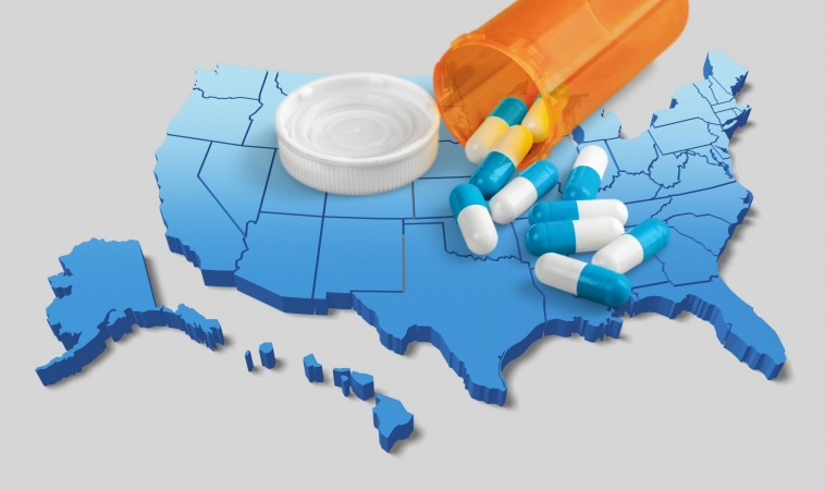 Not All Industrialized Countries Experiencing Opioid Crisis