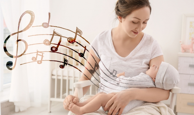 Babies Can Differentiate Between Musical Notes at 6 Months