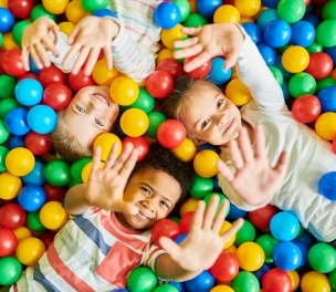 Plastic Ball Pits for Children are Pretty Unsanitary