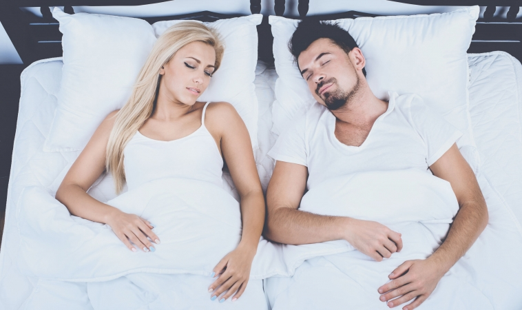 Signs of Brain Damage From Sleep Apnea Same as Alzheimer's