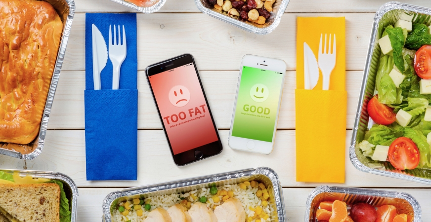 New App Links DNA to Food Choices in Real Time