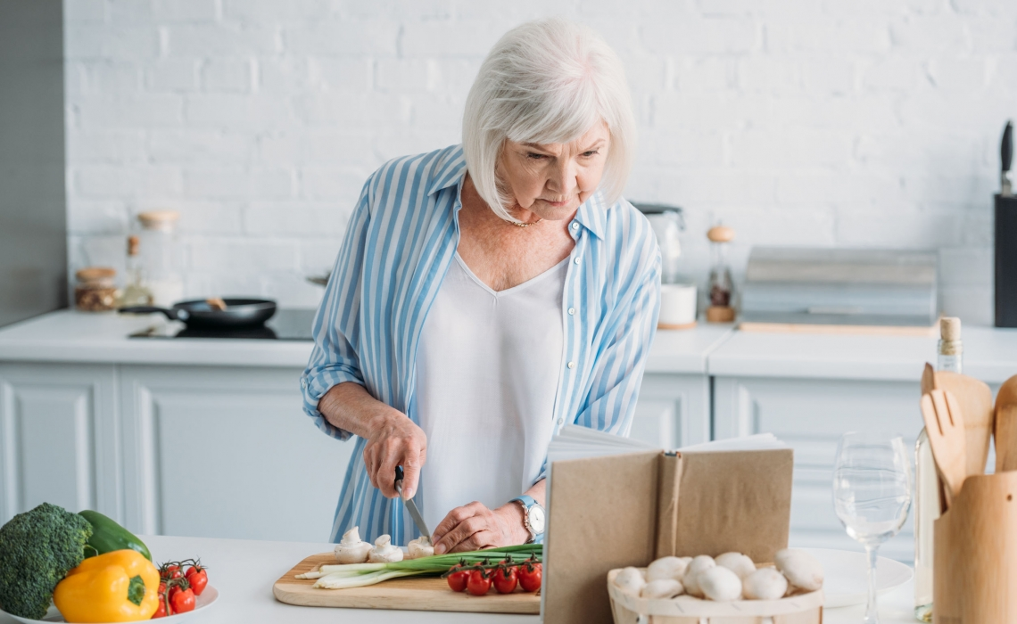 More Mushrooms May Prevent Mild Cognitive Impairment Later in Life (Recipe Included!)