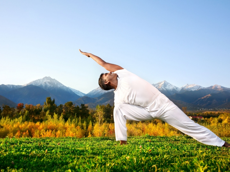 Yoga Lessening Side Effects in Men Being Treated for Prostate Cancer