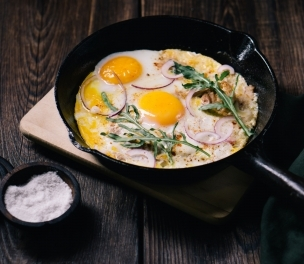 Higher Protein and Fat for Breakfast May Benefit Those with Type 2 Diabetes