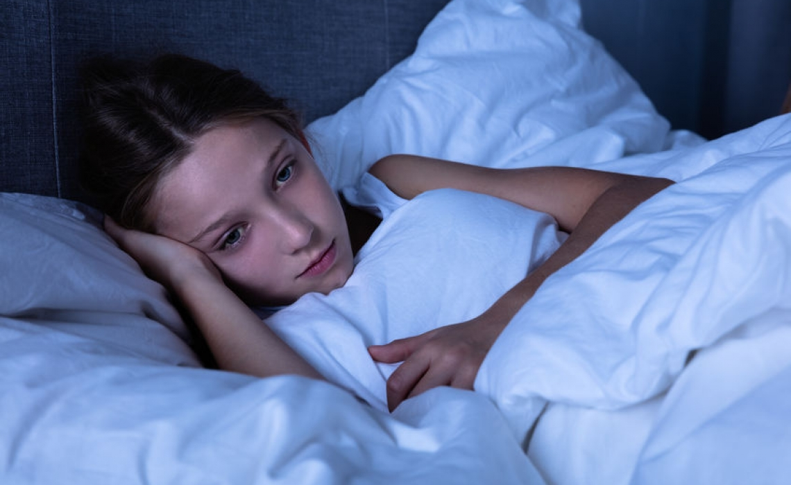 """Individuals with """"ADHD"""" Traits More Likely to Struggle With Insomnia"""