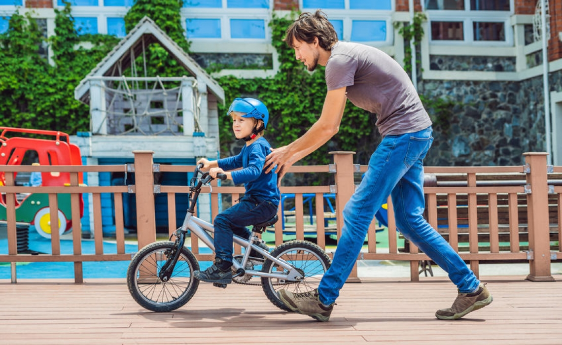Fathers Who Are Involved Can Lower Behavioral Issues and Improve Well-Being