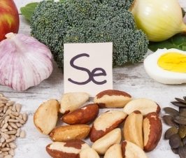 Study Links Dietary Selenium and Outcome of COVID-19