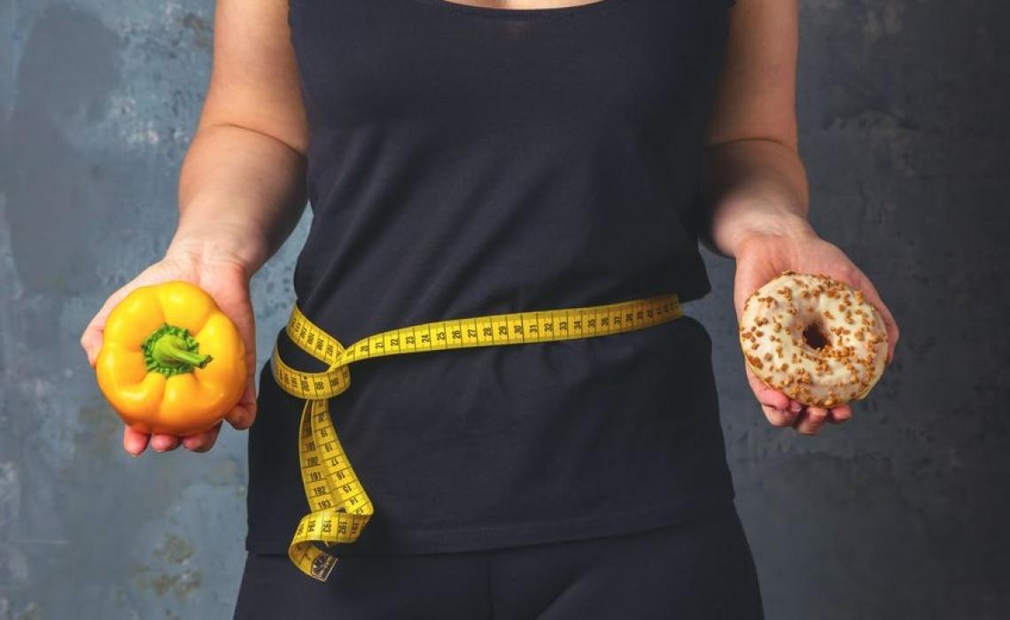 Less Stress, Better Eating Habits