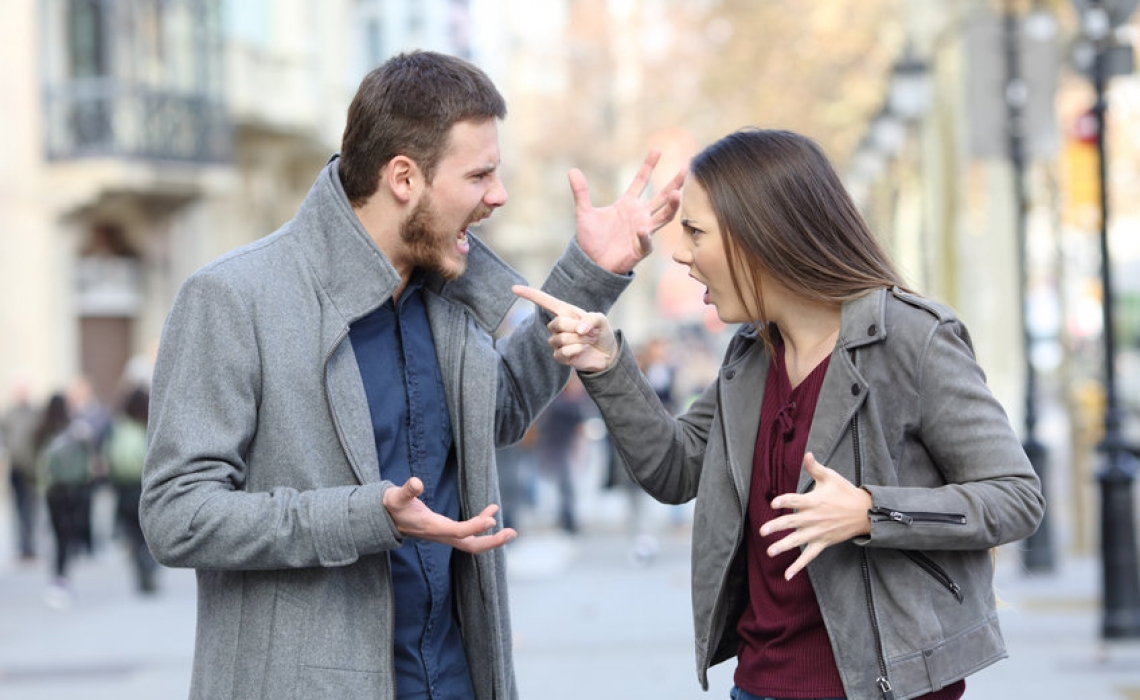 Relationship Problems Tend to Not Resolve Without Assistance