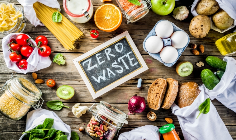 Call for More Attention on Food Waste – Zero Tolerance
