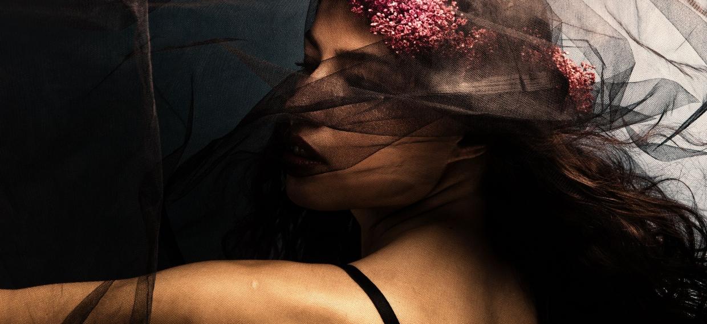 Sadness and Black Silk