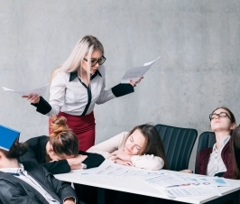 The World Health Organization's Response to Workplace Burnout