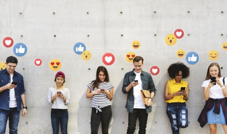 Real-Life Support Far Superior Than Social Media