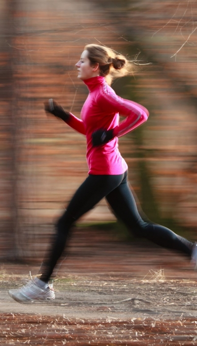 Stress Fractures—And What Is It About Women?
