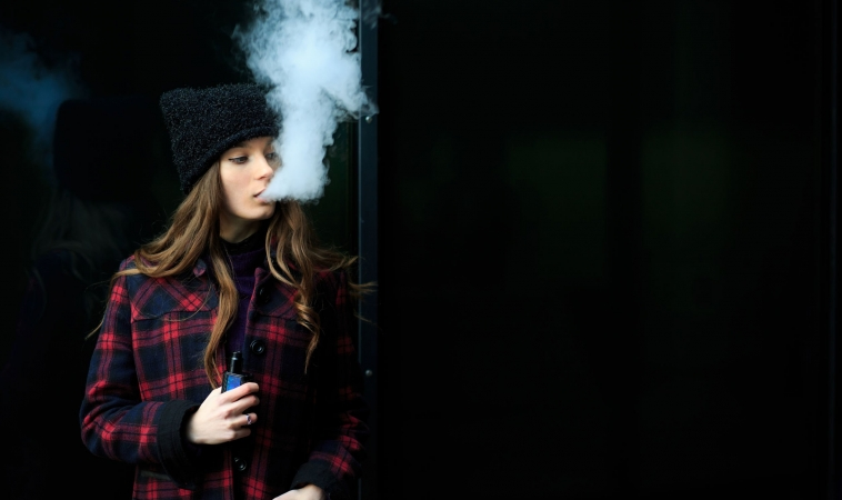 Using Cigarettes to Quit Vaping
