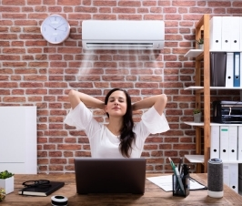Workspace Air Quality Impacts Productivity