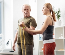 Resistance Training Important for Older Adults