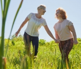 Even Older Individuals Can Lose Weight