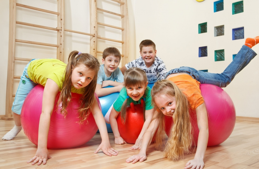 Movement in ADHD Kids May Help Them Think & Perform Better in School