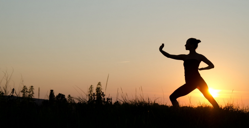 Tai Chi and Physical Therapy for Osteoarthritis