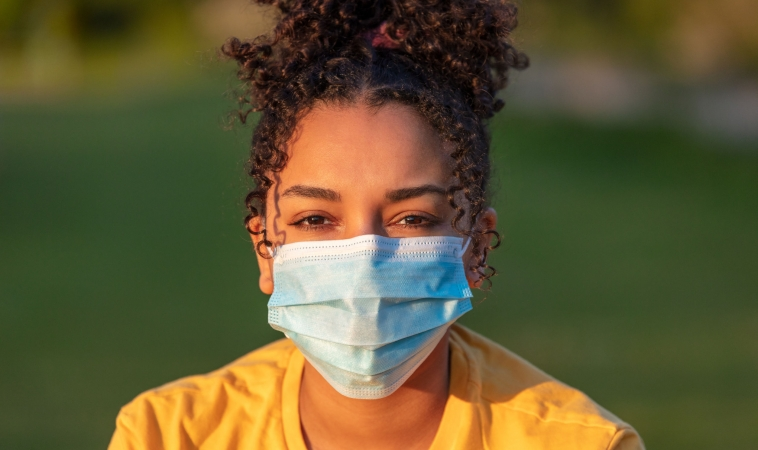 Study on Role of Face Masks in Preventing COVID-19