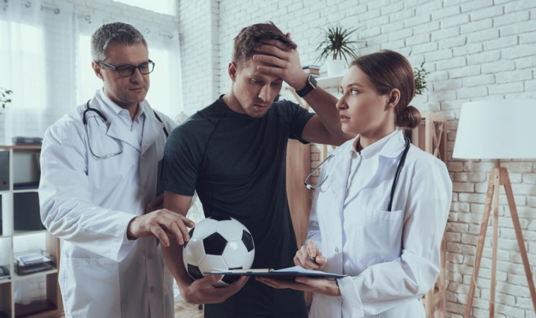 Aerobic Exercise After a Concussion May be Beneficial for Young Athletes