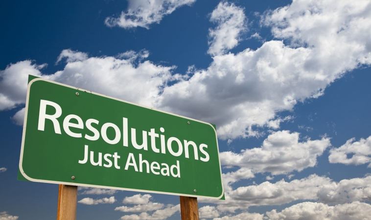 Make Monday Resolutions Instead of New Year's Resolutions