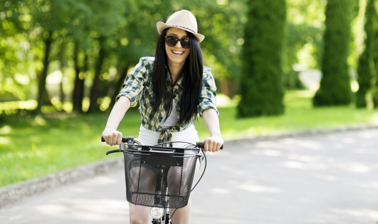 Increase GREENness to Improve Longevity in Women