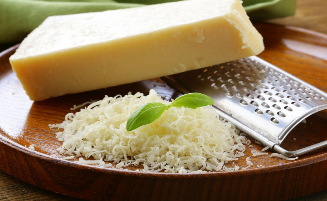 Parmesan Cheese Might Contain Wood