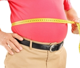 It's About Belly Weight Not BMI