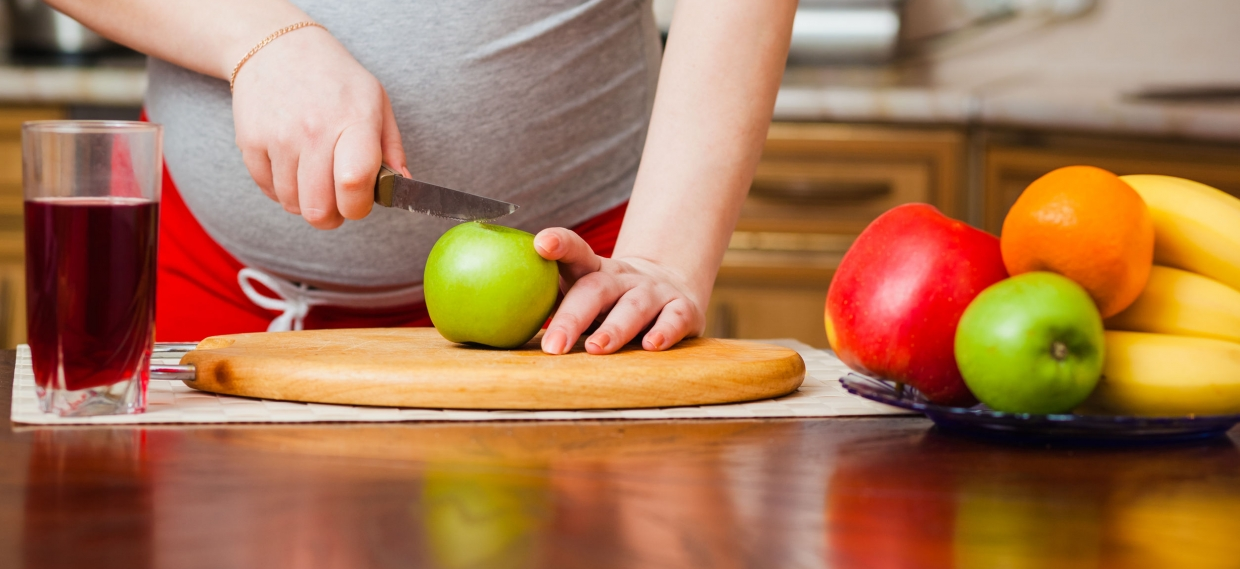 Eating For a Healthy Pregnancy