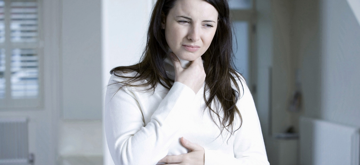 How to Naturally Treat Laryngitis